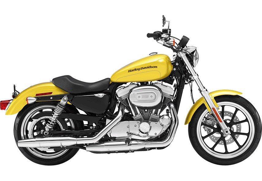 New 2018 Harley-Davidson Sportster 883 Superlow XL883L