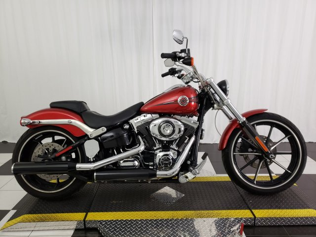 Pre-Owned 2013 Harley-Davidson Softail Breakout FXSB