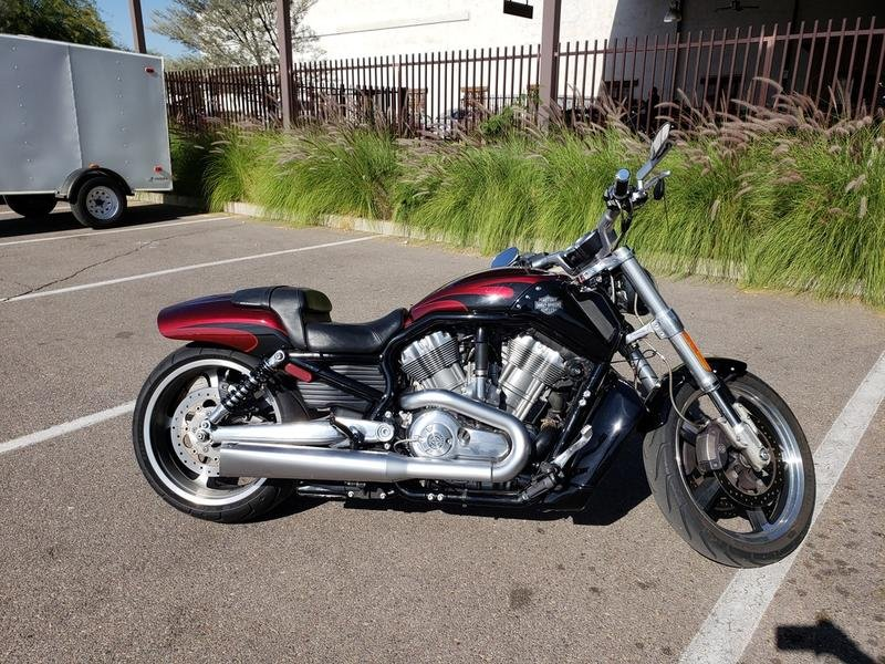 Pre-Owned 2015 Harley-Davidson V-Rod Muscle VRSCF