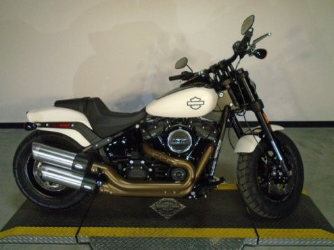 New 2018 Harley-Davidson Softail Fat Bob FXFB