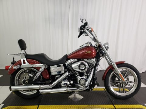 Pre-Owned 2009 Harley-Davidson Dyna Low Rider FXDL