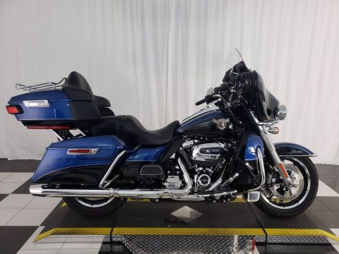 Pre-Owned 2018 Harley-Davidson Ultra Limited 115th Anniversary FLHTK ANV