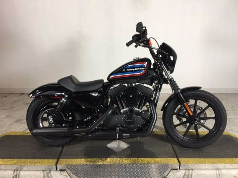 New 2020 Harley-Davidson Sportster Iron 1200 XL1200NS