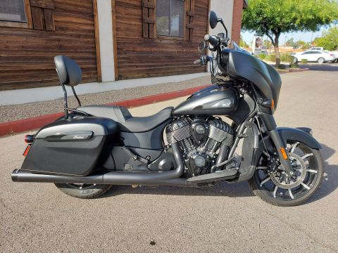 Pre-Owned 2019 Indian Chieftain Dark Horse Dark Horse