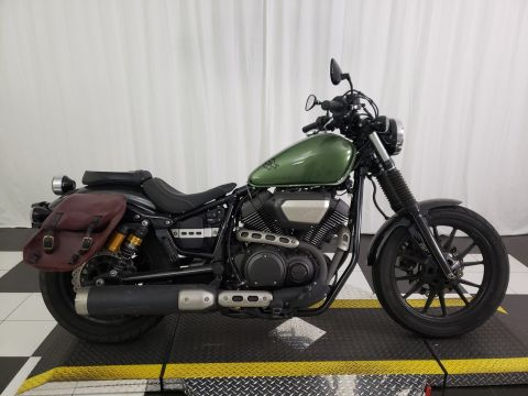 Pre-Owned 2014 Yamaha XVS95CE STAR BOLT