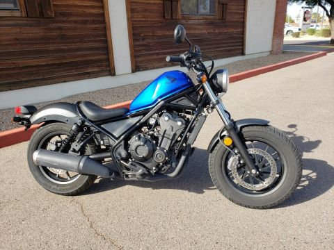 Pre-Owned 2018 Honda Rebel 500 CMX500 500